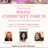 PCOS Together Online Community Forum:  June 16, 2021 5-6pm